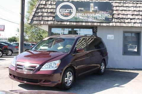 2007 Honda Odyssey for sale in Omaha, NE
