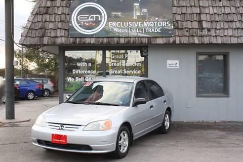2001 Honda Civic for sale in Omaha, NE