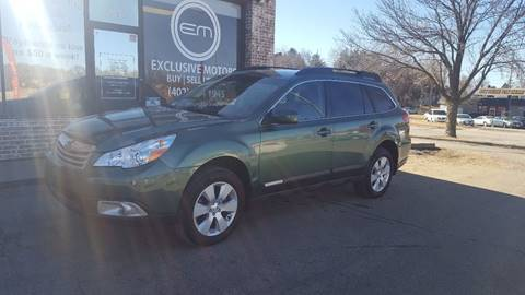 2012 Subaru Outback for sale in Omaha, NE