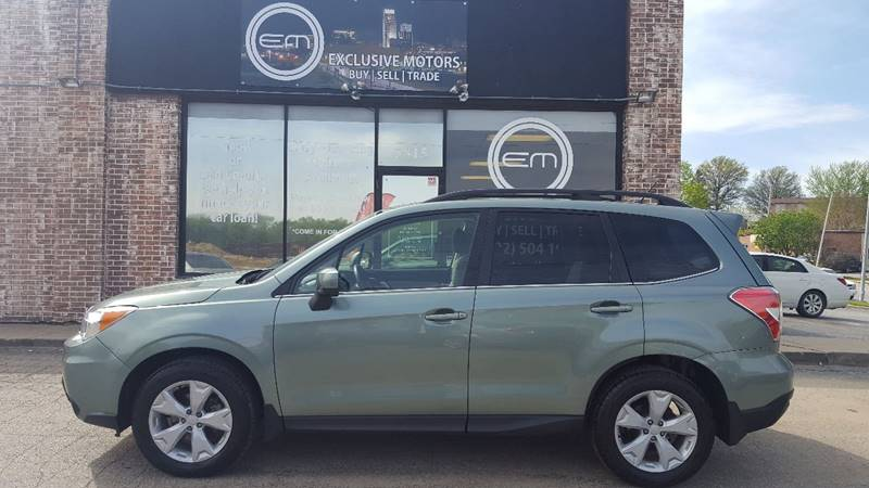 2015 subaru forester awd limited 4dr wagon in omaha. Black Bedroom Furniture Sets. Home Design Ideas