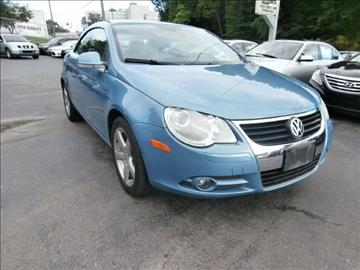 2007 Volkswagen Eos for sale in Waterbury, CT