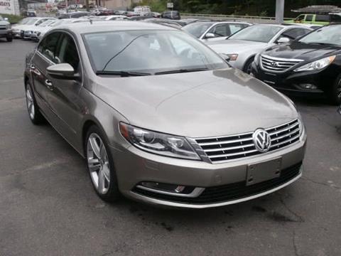 2013 Volkswagen CC for sale in Waterbury, CT