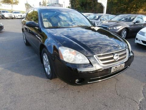 2004 Nissan Altima for sale in Waterbury, CT