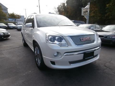 2011 GMC Acadia for sale in Waterbury, CT
