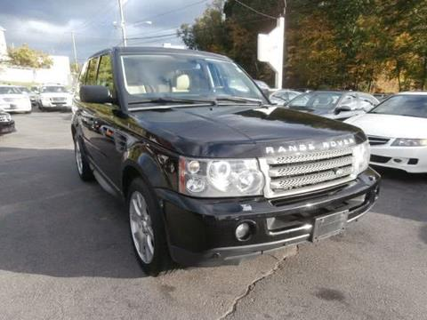 2008 Land Rover Range Rover Sport for sale in Waterbury, CT