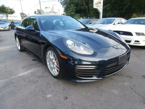 2014 Porsche Panamera for sale in Waterbury, CT