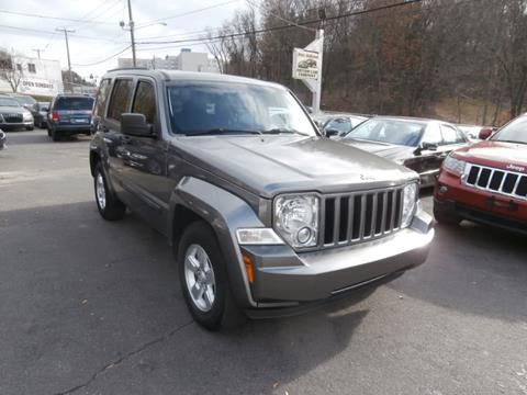 2012 Jeep Liberty for sale in Waterbury, CT