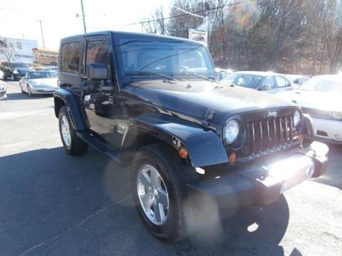 2009 Jeep Wrangler for sale in Waterbury, CT