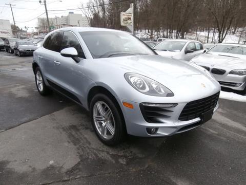 2016 Porsche Macan for sale in Waterbury, CT
