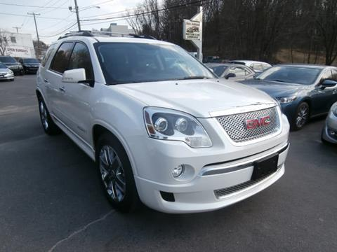 2012 GMC Acadia for sale in Waterbury, CT