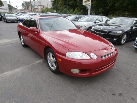 1998 Lexus SC 400 for sale in Waterbury, CT