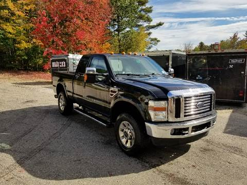 2009 Ford F-350 Super Duty for sale in Nottingham, NH