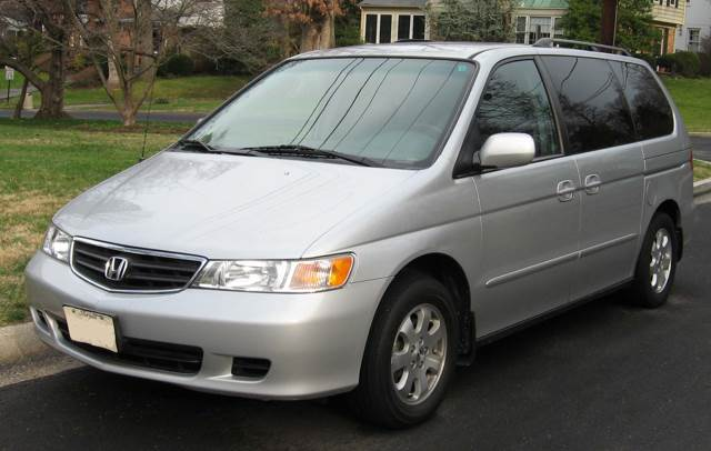 2002 Honda Odyssey for sale in Nottingham, NH