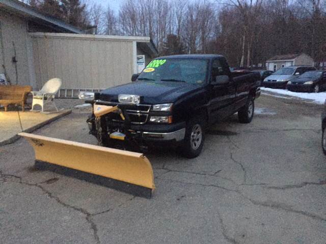 2006 Chevrolet Silverado 1500 for sale in Nottingham, NH