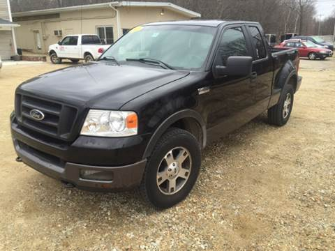 2005 Ford F-150 for sale in Nottingham, NH