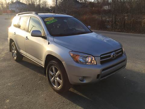 2007 Toyota RAV4 for sale in Nottingham, NH