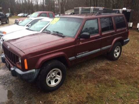 2000 Jeep Cherokee for sale in Nottingham, NH
