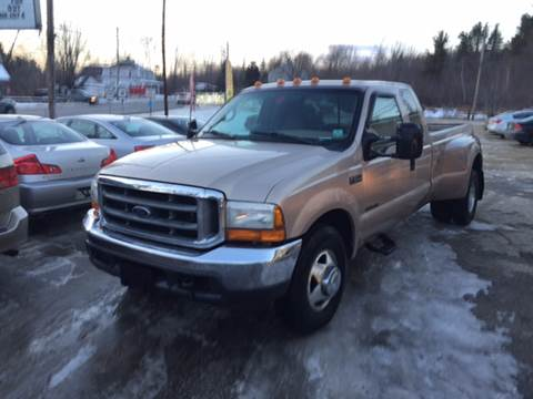 1999 Ford F-350 Super Duty for sale in Nottingham, NH