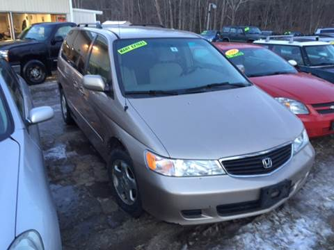 2000 Honda Odyssey for sale in Nottingham, NH