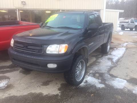 2002 Toyota Tundra for sale in Nottingham, NH