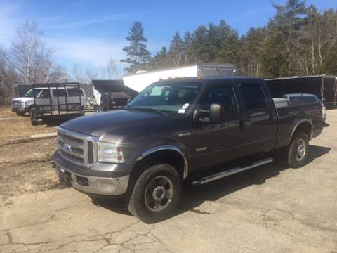 2006 Ford F-250 Super Duty for sale in Nottingham, NH