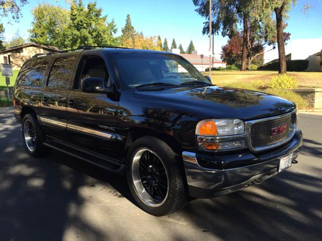 2000 GMC Yukon XL for sale at 707 Motors in Fairfield CA