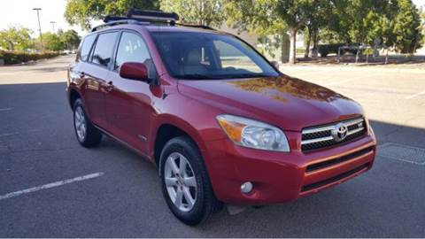 2007 Toyota RAV4 for sale at 707 Motors in Fairfield CA