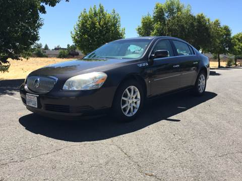2008 Buick Lucerne for sale at 707 Motors in Fairfield CA