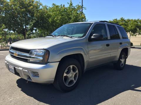 2007 Chevrolet TrailBlazer for sale at 707 Motors in Fairfield CA