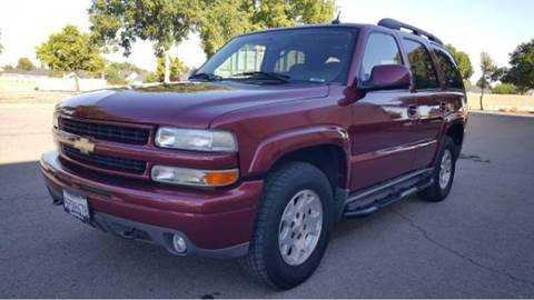 2005 Chevrolet Tahoe for sale at 707 Motors in Fairfield CA