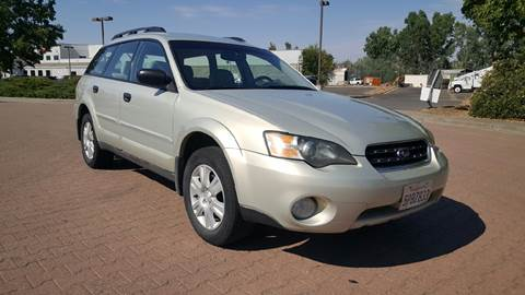 2005 Subaru Outback for sale at 707 Motors in Fairfield CA