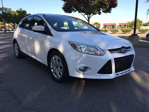 2012 Ford Focus for sale at 707 Motors in Fairfield CA