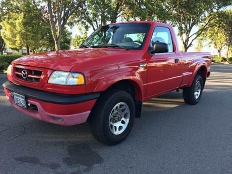 2001 Mazda B-Series Pickup for sale in Vacaville, CA