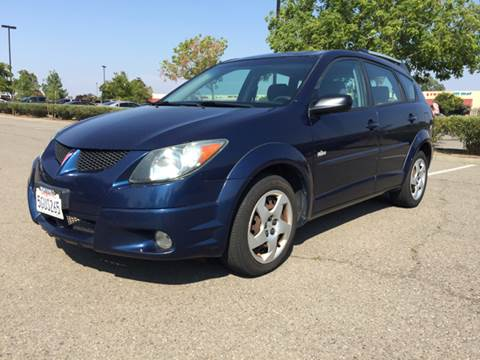 2004 Pontiac Vibe for sale at 707 Motors in Fairfield CA