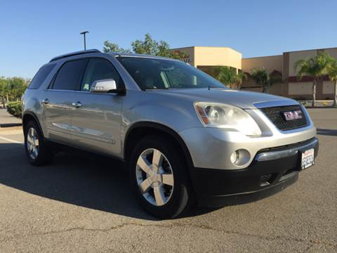 2008 GMC Acadia for sale at 707 Motors in Fairfield CA