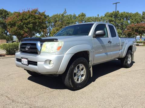 2005 Toyota Tacoma for sale at 707 Motors in Fairfield CA