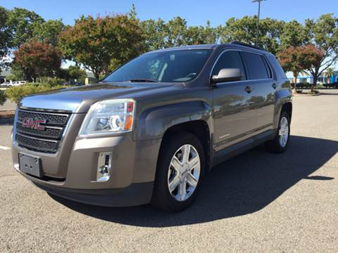 2010 GMC Terrain for sale at 707 Motors in Fairfield CA