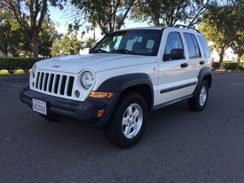2007 Jeep Liberty for sale at 707 Motors in Fairfield CA
