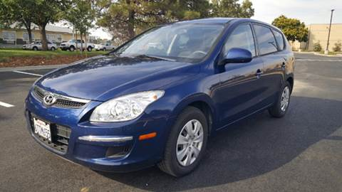 2012 Hyundai Elantra Touring for sale in Vacaville, CA