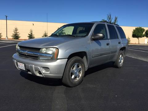 2004 Chevrolet TrailBlazer for sale at 707 Motors in Fairfield CA
