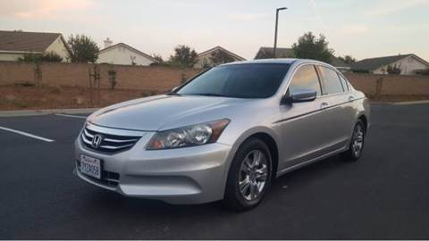 2011 Honda Accord for sale in Vacaville, CA