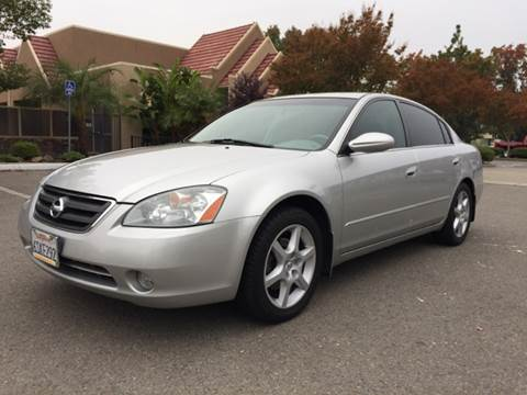 2003 Nissan Altima for sale at 707 Motors in Fairfield CA