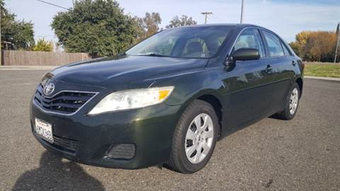 2011 Toyota Camry for sale at 707 Motors in Fairfield CA