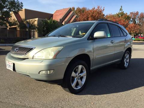 2004 Lexus RX 330 for sale at 707 Motors in Fairfield CA