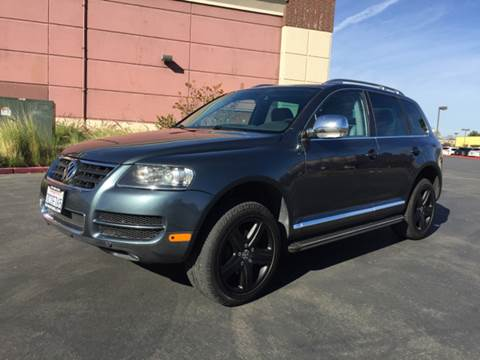 2007 Volkswagen Touareg for sale at 707 Motors in Fairfield CA