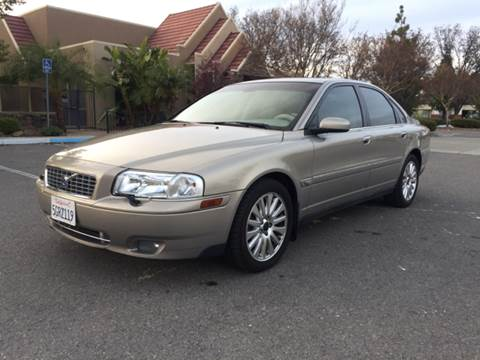2004 Volvo S80 for sale at 707 Motors in Fairfield CA
