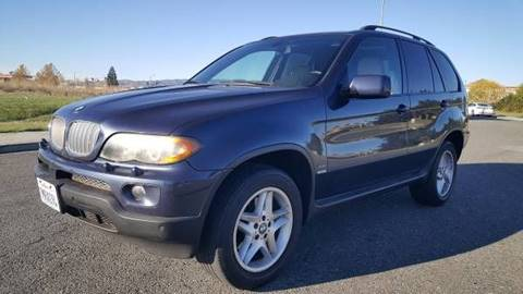 2005 BMW X5 for sale at 707 Motors in Fairfield CA