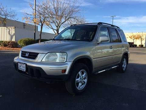 2000 Honda CR-V for sale at 707 Motors in Fairfield CA