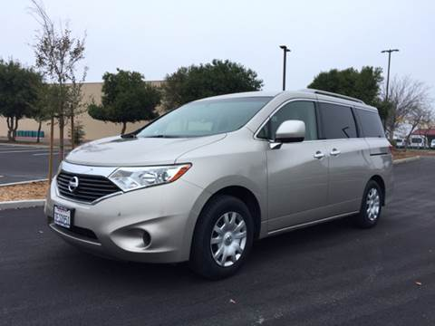 2012 Nissan Quest for sale at 707 Motors in Fairfield CA