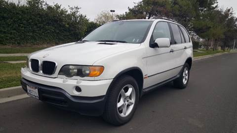 2001 BMW X5 for sale at 707 Motors in Fairfield CA
